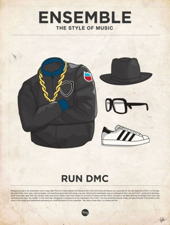 The Style of Music Posters – Fubiz™