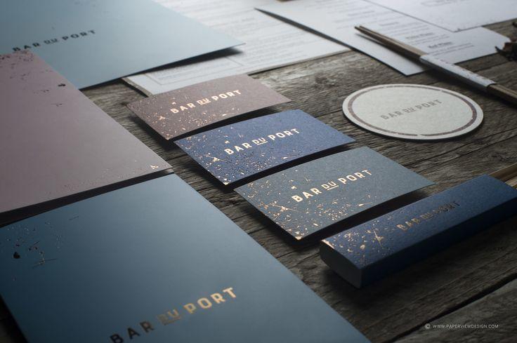 Paperview design   Branding agency   Stationary, logo and print design   Corporate identity   Restaurant branding
