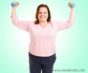Women over 60 need to exercise only once a week