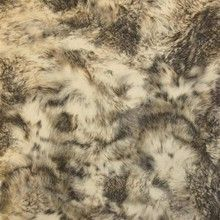 This is a firm favourite of ours, and features a stunning fur print finish that is as authentic as it is striking...