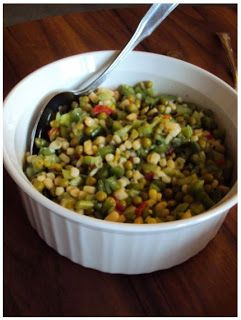 The Catholic Toolbox: Church Potluck Recipe: Shoe Peg Corn Salad