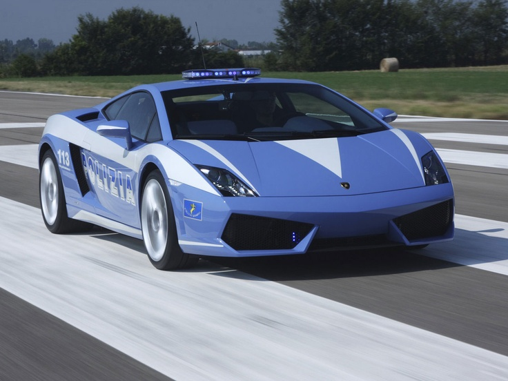 Bon The New Lamborghini Gallardo Polizia Super Car. This Car Specially Make For  USA Police, And This Car Performance Is Great.