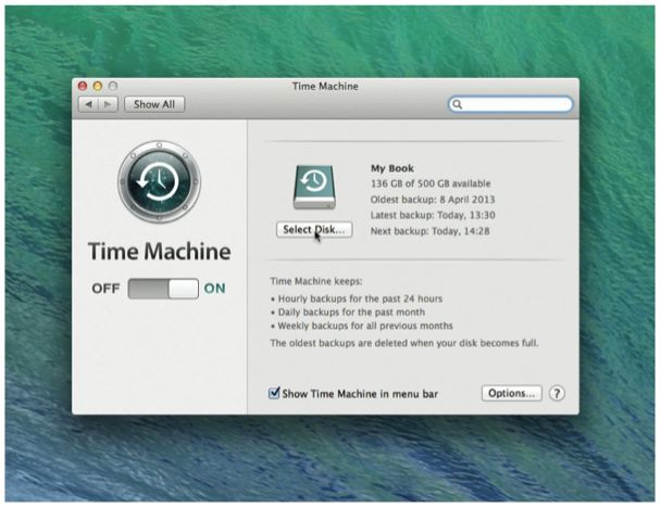 How to optimise Mac Time Machine backups [Tech Support]