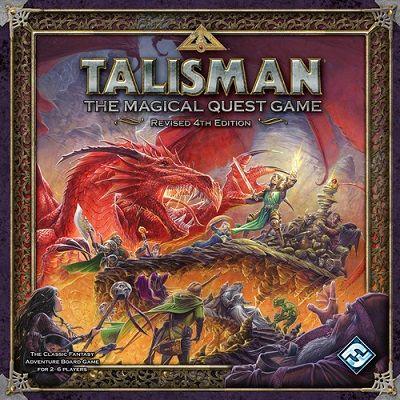 TALISMAN 4TH EDITION MAGICAL QUEST GAME | Games World
