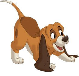 Copper - The Fox and the Hound | Basset Hound Love ...