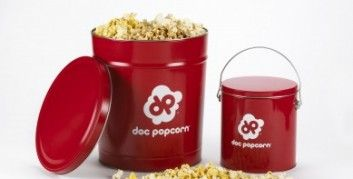 Our Favorite Workday Snack? Popcorn! -- Need a healthy workday snack? FlexJobs members get 15% off all Doc Popcorn BIG Tins, with nine delicious flavors to choose from! -- http://www.flexjobs.com/blog/post/our-favorite-workday-snack-popcorn/