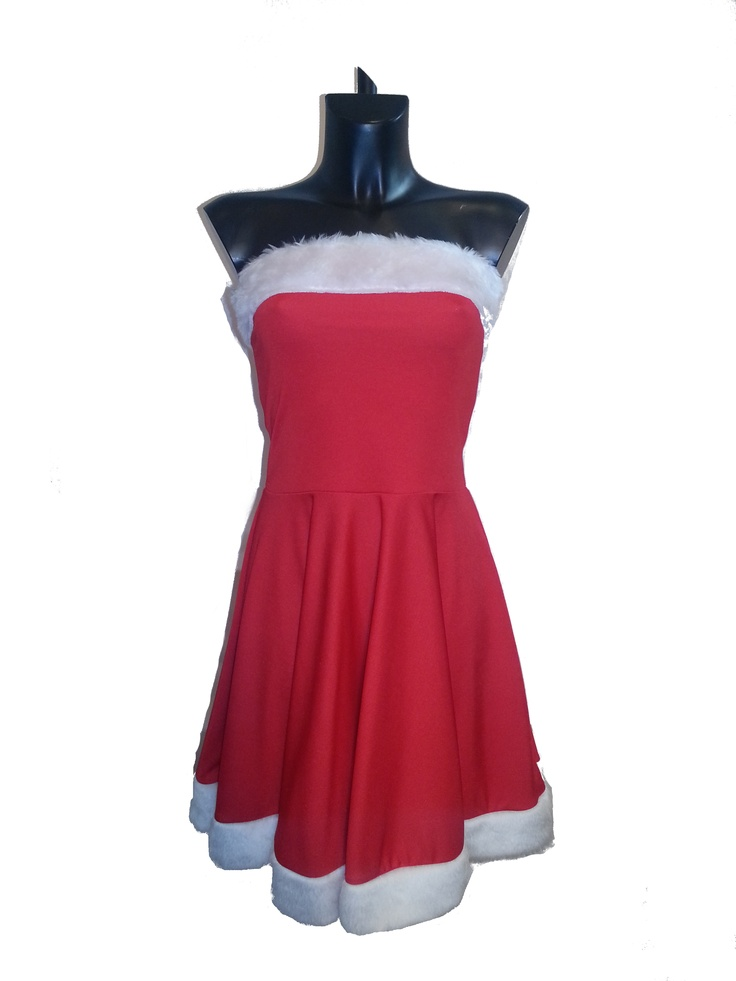 Mrs #Santa #Dress only £19.99 #Christmas Outfit - Limited Stock ! #bizitalk