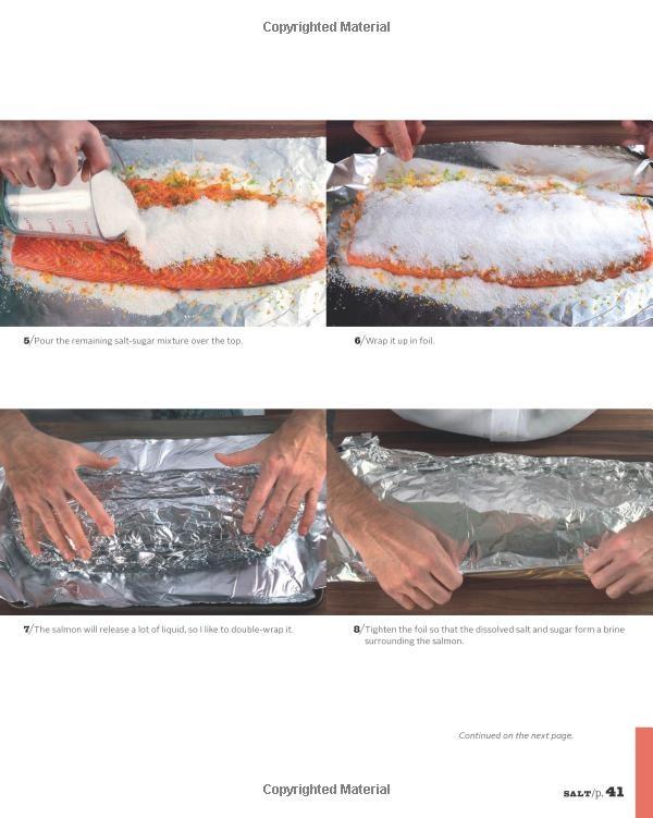 Citrus-cured salmon...Ruhlman's Twenty: 20 Techniques 100 Recipes ...