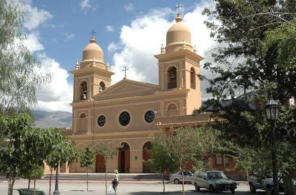 Iglesia Nuestra Señora del Rosario - Cafayate (Salta)
