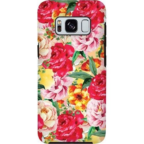 ArtsCase - StrongFit Designers Series Case for Samsung Galaxy S8 - Red Roses