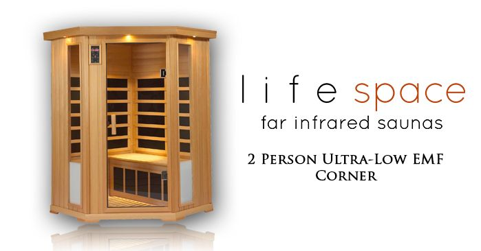 BODO Wellness Technology: 2 Person Corner Far Infrared Sauna is available in beautiful Canadian Cedar and Hemlock.   http://www.bodo.ca/a/collections/infrared-saunas