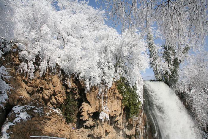 Edessa - Pella - Macedonia - Greece / Attractions - Εδεσσα - Ορεινή Πέλλα - Καταρράκτες Εδεσσας Waterfalls Cave