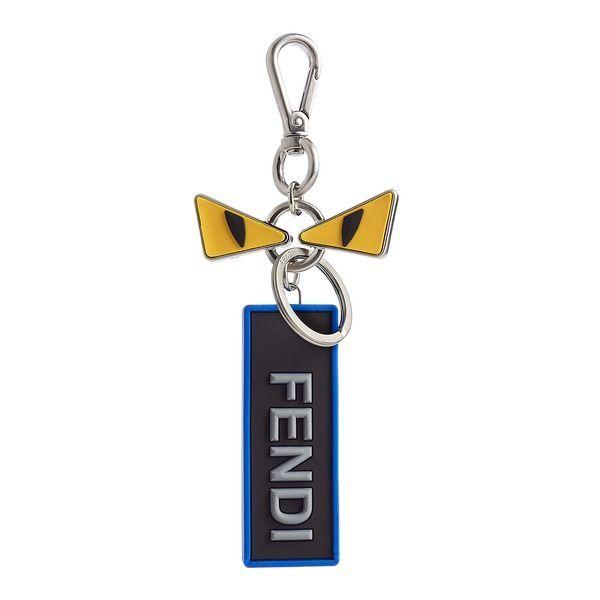 Fendi Schlüsselanhänger mit Logo