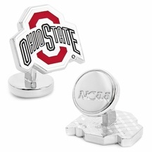 Need an idea for Groomsmen gifts?  One of my grooms last fall got each of his groomsmen cufflinks representing their favorite college team.  Very cool.