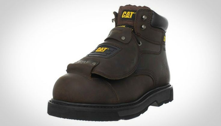 Caterpillar Men Assault Work Boot