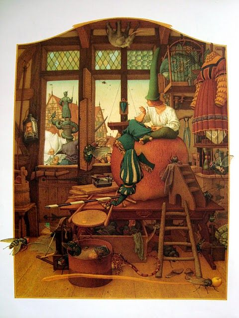 comparing grimms the brave little tailor Once upon a time there were two brothers, jacob and wilhelm grimm, who gave the world some of the best-loved fairy tales ever written from.