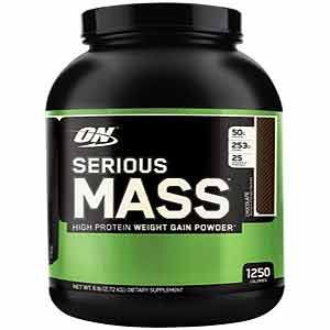 ON Serious Mass Gainer Review