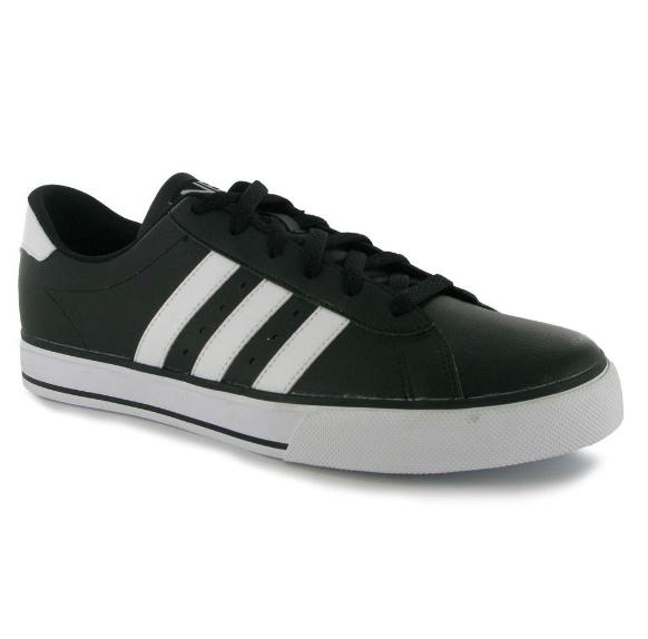 Adidasi Adidas Daily Vulc Mens Black