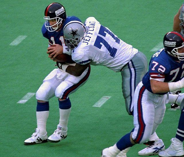 Jim Jeffcoat: Former Dallas Cowboys Defensive end!