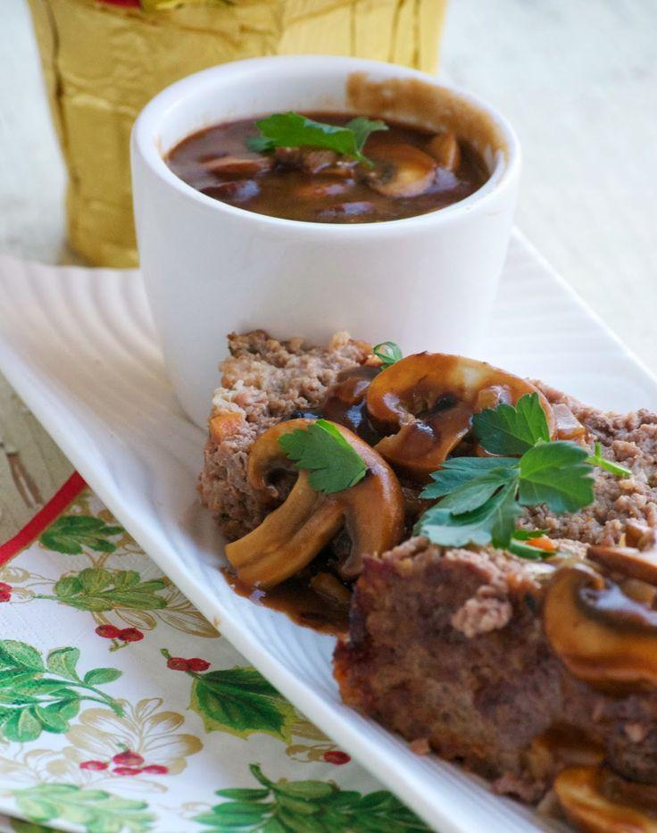 ... Meatloaf on Pinterest | Ketchup, Best meatloaf and Stuffed meatloaf