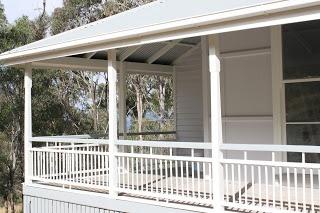 this verandah rail detail