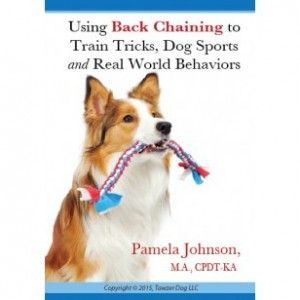 Using Back Chaining to Train Tricks, Dog Sports and Real World Behaviors via Pam's Dog Academy. Click on the image to see more!