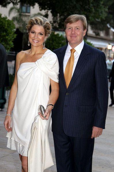 Prince Willem-Alexander, Princess Maxima
