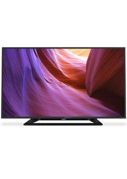 """Philips 32"""" LED-TV ja Digital Crystal Clear -tekniikka ovat valmiita myös tulevaisuuden haasteisiin."""