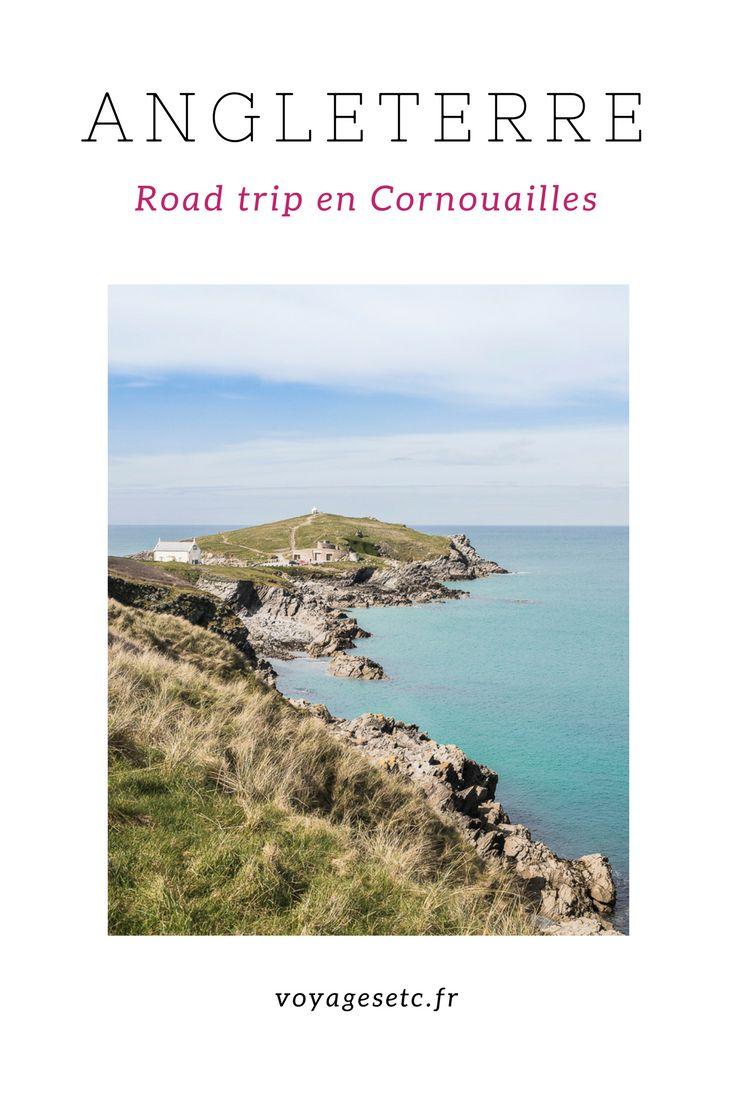 Parcours détaillé et conseils pratiques pour un road trip en Cornouailles - Angleterre