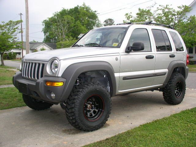 3.5 lift kit jeep liberty rock c | Jeep Liberty Lifted Anyway...