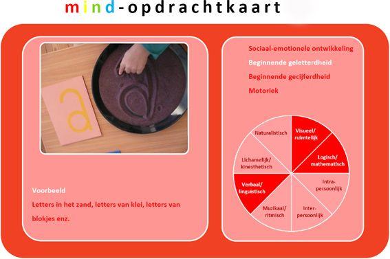 Opdrachtkaarten Free download. De MIND-opdrachtenkaarten zijn ontworpen om peuters en kleuters cognitief uit te dagen.