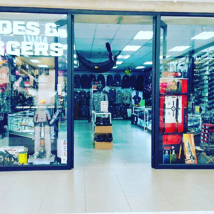 REMINDER Blades and Triggers TRADING HOURS Monday to Friday  09:00 to 18:00 Saturday 09:00 to 17:00 Sunday  09:00 to 15:00 Visit us for your incredible deals  #enjoymonday #havefun #weekendisover
