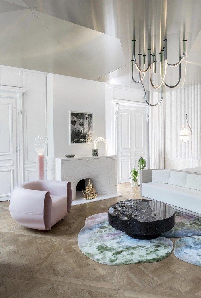 Last Known Home Contemporary Living Space Mathieu Lehanneur Boca Do Lobo Inspiration And Ideas Minimalist Home Decor Minimalist Living Room Minimalist Interior Design