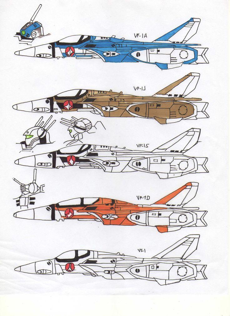 Variaciones VF-1