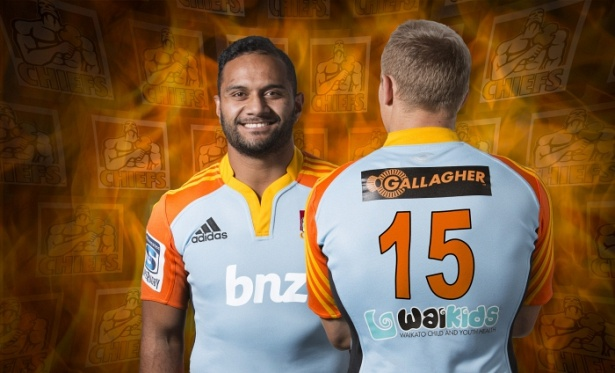 Chiefs team announced to play Crusaders at home