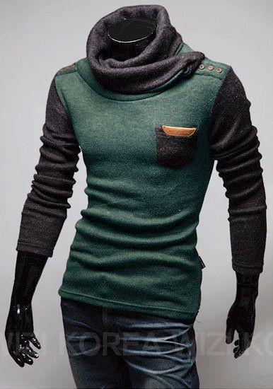 Gender: Men Technics: Computer Knitted Wool: Extra Coarse Wool Collar: Mandarin…
