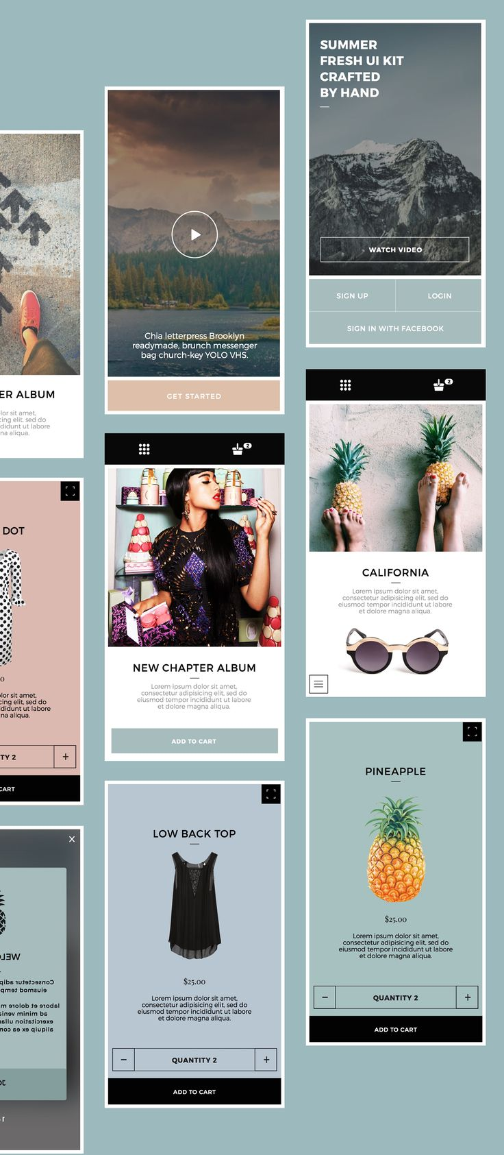 Best 25 android design ideas on pinterest ui ux for Adopt an element project ideas