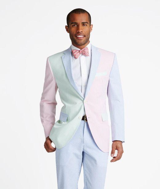Daddy S Jacket Seersucker Party Sport Coat Aly S Wedding