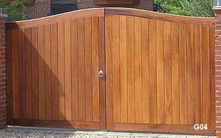 Wooden Gates, Driveway Gates, Estate Gates, Timber Gates All Made to Measure