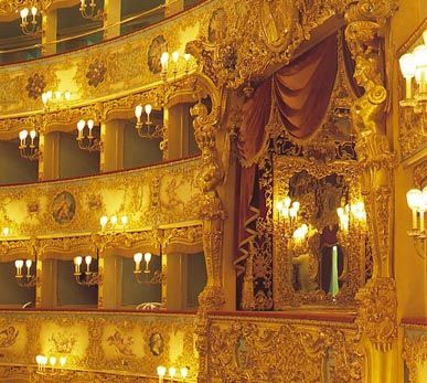 Teatro #LaFenice #Venice - Italy