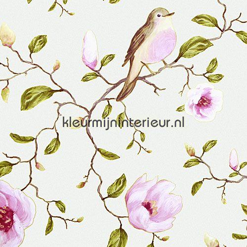 310010 | Un Bisou de mme Pitou Eijffinger | kleurmijninterieur.nl