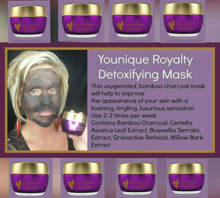 Magical Benefits Of Charcoal For Skin: 99 Best Images About A Younique Royalty Skincare Line On