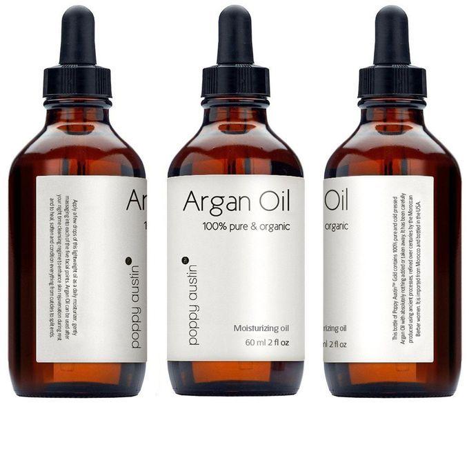 Los beneficios cosméticos del aceite de argán