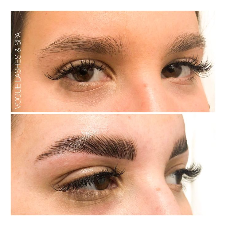 Pin by Vogue Lashes & Spa on Eyebrow Lamination | Eyebrows ...