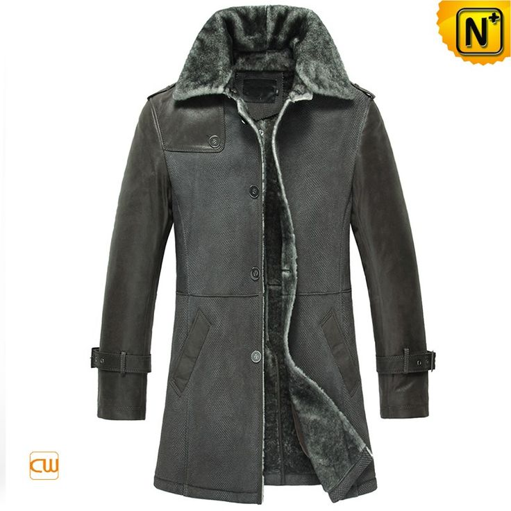 www.cwmalls.com PayPal Available (Price: $1695.89) Email:sales@cwmalls.com; Leather Shearling Winter Coat for Men CW856068 Smart and understated leather shearling winter coat for men warms you all season long, best quality leather shearling sheepskin lined winter coat offer extra warmth when the temperature plummet!