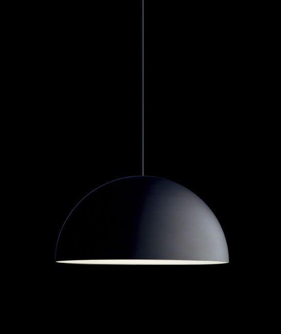 Dome lamp by Naoto Fukasawa 2009