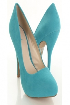 Pin it hereSuede Bliss, Fav Colors, Blue Baby, Gorgeous Colors, Heels Galore, Fashion Style, Bm Ideas, Teal Stilettos, Shoes Heels
