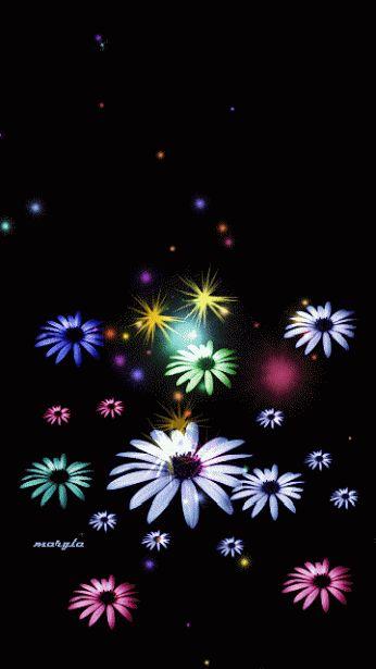 Gifs flores