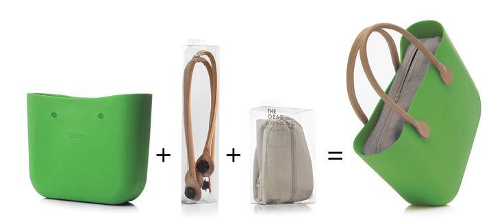 O bag create and accessorise