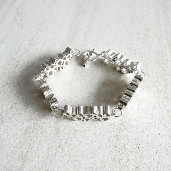BRACELET Sterling Silver Contemporary by AnaBragancaJewellery